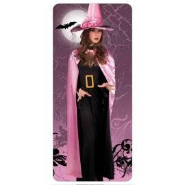 Cape sorciere Halloween deguisement