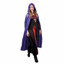 Campe vampire femme Halloween
