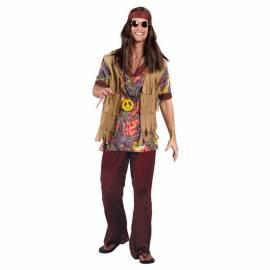Déguisement de hippie pour adulte