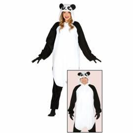 Costume panda adulte deguisement animaux