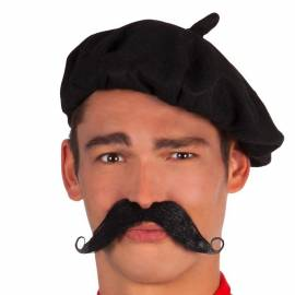 Moustache de français