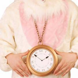 Grosse horloge pendentif