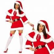 Deguisement Mere Noel sexy