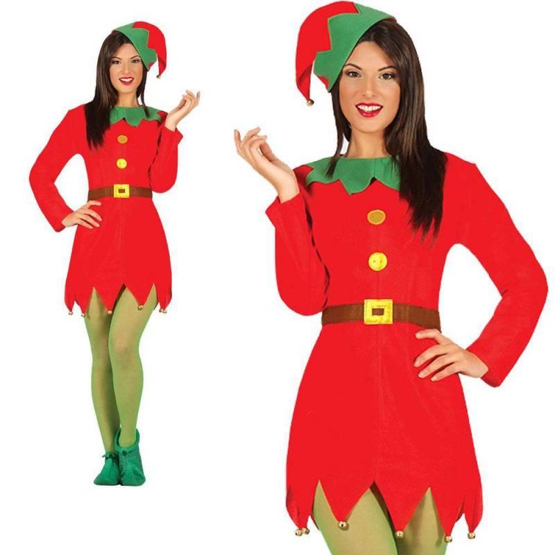 Costume d'elfe pour femme