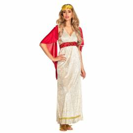 Deguisement romaine impératrice