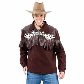 Chemise cow boy dans déguisement Western