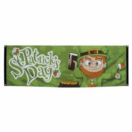 Bannière Saint Patrick