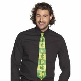 Cravate Shamrock
