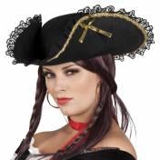 Chapeau de pirate Fanny