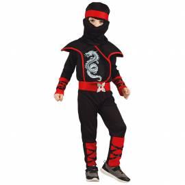 deguisement ninja dragon pour enfant