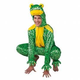 Déguisement animaux grenouille adulte