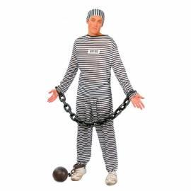 Deguisement prisonnier adulte