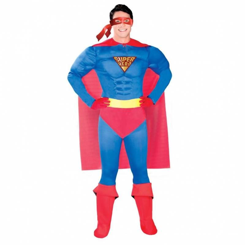 Déguisement de Superman pour adulte