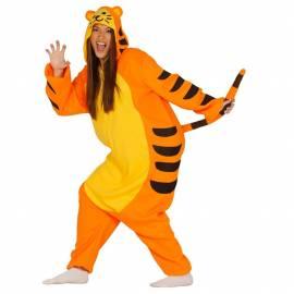 Déguisement tigre adulte animaux