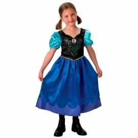 Deguisement Anna reine des neiges enfant