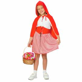 Déguisement enfant du Petit Chaperon Rouge