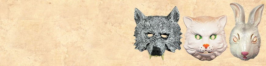 Masques d'animaux